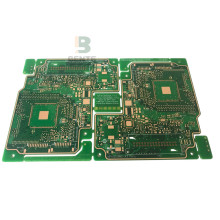 6-layer PCB Multilayer FR4 Tg150 ENIG 2U
