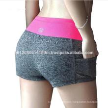 Custom made women crossfit shorts for exercise