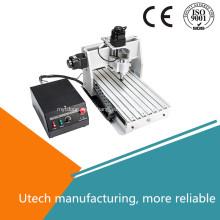 Mini CNC para Desktop Router 3040 3020 6040 CNC