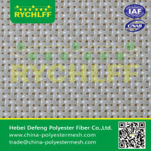 polyester plain conveyor mesh belt/polyester plain mesh conveyor belt/polyester plain fabric conveyor belt