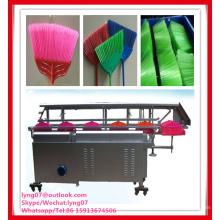 cnc broom brush trimming and flagging machine manufacturer