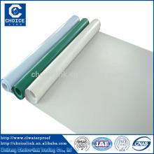Matériaux d'imperméabilisation en PVC renforcé pour toiture