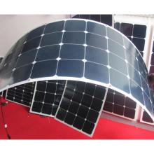 100W 12V Panel Solar Semi Flexible para Coche y Caravana