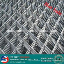 Construcción galvanizada 5x5 malla de alambre soldada (fábrica)