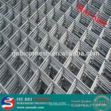 Construção galvanizada 5x5 malha de arame soldada (fábrica)