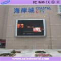 Pantalla a todo color fija al aire libre fija de la fábrica de la pantalla del tablero de la pantalla LED de SMD3535 P10