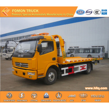 Dongfeng 4x2 wrecker emergency truck