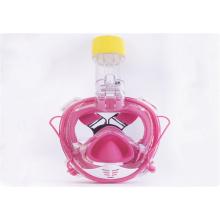 Máscara de snorkel facial de alta qualidade
