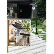 Apple Peach Solar Outdoor Lighting Solar LED Garden Lamp