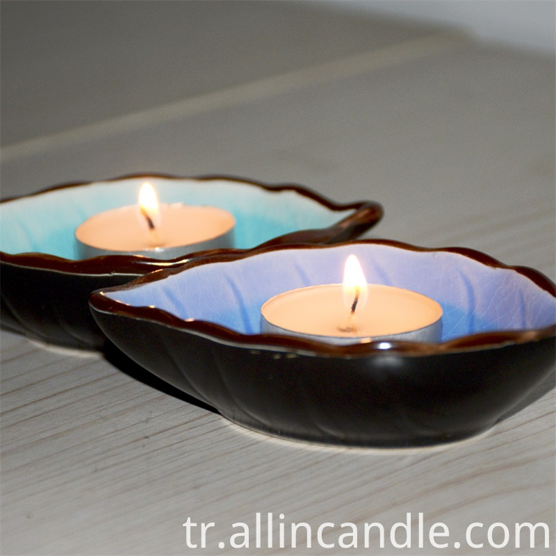 Aluminum Shell Cup Candle
