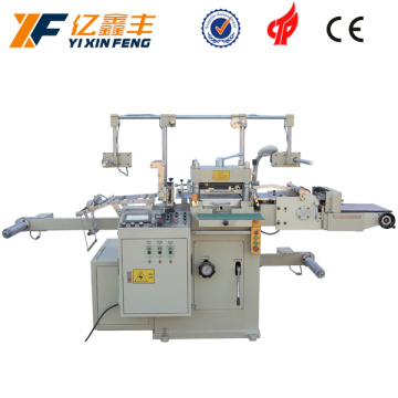 CNC através do corte e do beijo corte automático máquina de corte