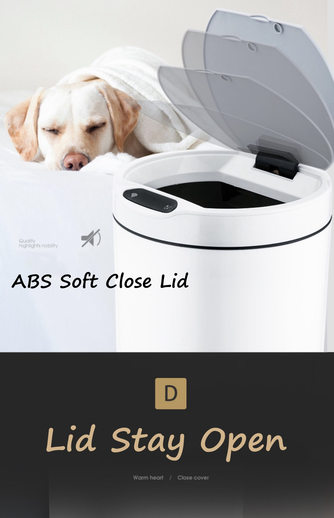 Sensor Rubbish Bin