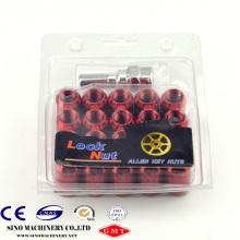 Aluminum Wheel Lug Nuts