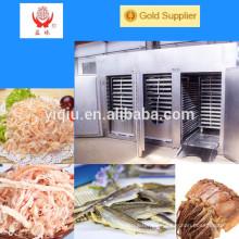 Secador de pescado / varios tipos de pescado horno de secado
