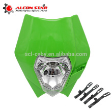 wholesale motorcycle head light of headlight for colorful motorcycle head light