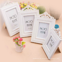 FQ marca bonita tamanho diferente branco novos modelos de madeira foto moldura