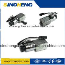High Quality Original Parts Solenoid Valve for XCMG Truck Cranes