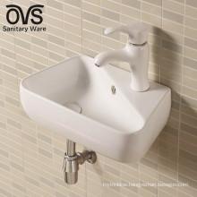 china manufacturer ceramic hanging basin