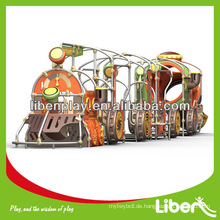 PE-Serie verwendet Kinder Outdoor-Spielgeräte für den Verkauf LE.PE.007