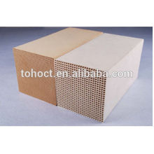 ceramic honeycomb with round hole