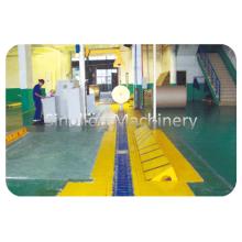 Paper Reel Conveyor Handling System