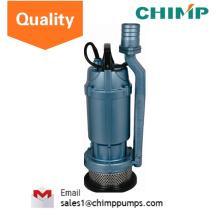 Pompe submersible de vente bon marché d'Iran (QDX10-16-0.75)