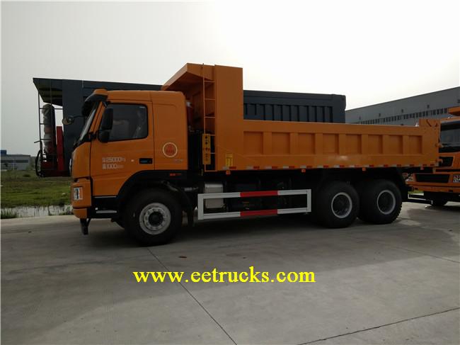 15 Ton Mining Dump Trucks