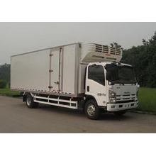Guaranteed 100% ISUZU Refrigerated Van Truck