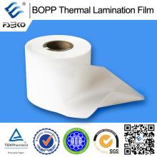 Rollo de laminado de película de laminación BOPP para impresión