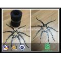 HDPE PP extruded plastic gutter net