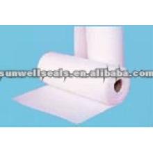 Papel de fibra cerâmica de preço mais baixo