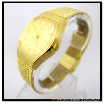 High Quliaty Business Watch 316 Stainless Steel Watches All Gold Plated