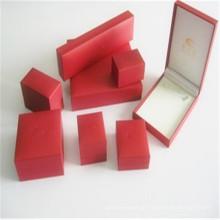 Alle Größen kundengebundener Papiergeschenkbox-Schmuckkästchen-Drucken