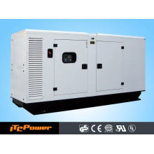 ITC-POWER soundproof diesel Generator Set(100kVA)