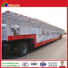 Remorque Fabricant Supply Car Carrier Semi-remorque