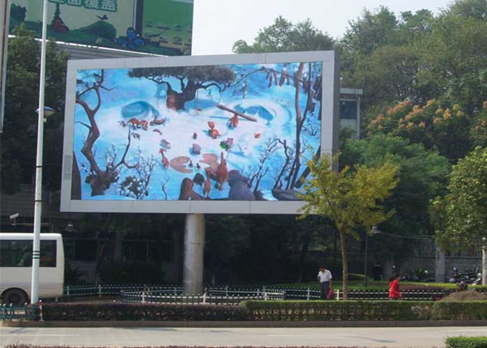 waterproof outdoor led display