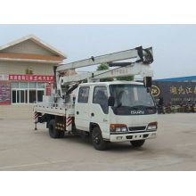 New ISUZU folding metal heavy duty platform truck