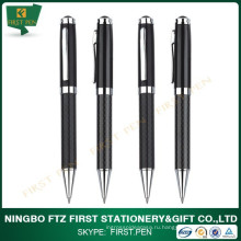 Металлическая классическая ручка для подарка