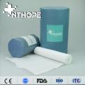 Uso desechable de rollo de gasa absorbente de esterilización de alta calidad 100% algodón