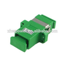 Buena calidad SC APC 15dB SM SX SC adaptador fijo tipo Attenuator