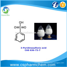 3-Pyridinesulfonic acid, CAS 636-73-7, pharmaceutical synthesis intermediate