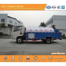 JAC 4X2 4000L pressure washing truck