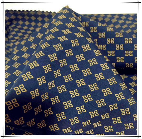 Polyester 65/35 Cotton Mixed Woven Printed Fabric