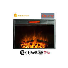 NEW 110-120V infrared quartz insert electric fireplace heater