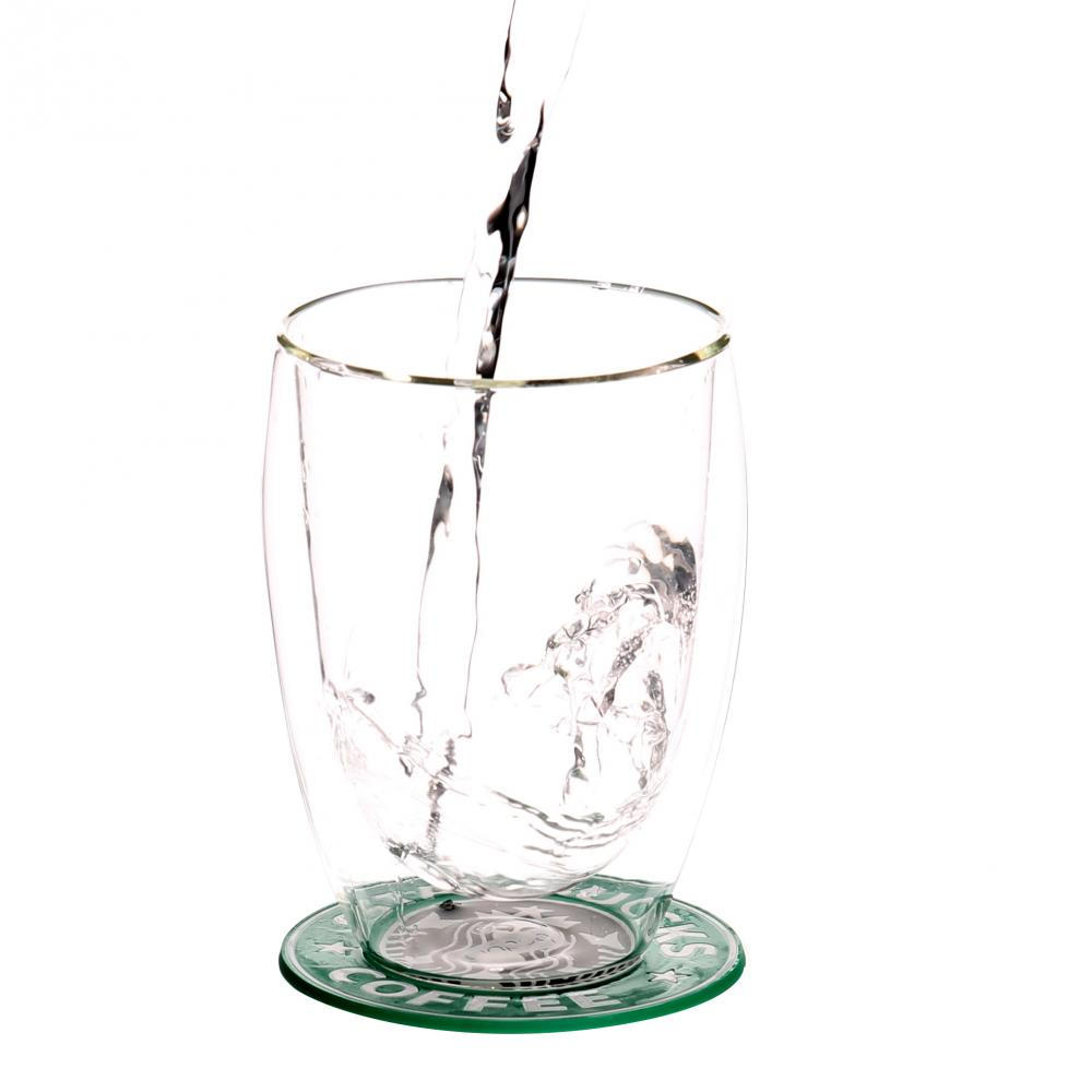 Hot Sale Handle Glass Cup Tea