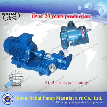 Preço de fábrica-bomba de óleo da engrenagem da série KCB / bomba a diesel / bomba de óleo de carvão / bomba de lubrificantes