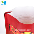 Plast Flat Bottom Pet Food Bag