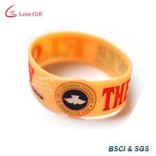 Bracelet de Silicone coloré pour le Sport (LM10485)