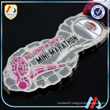 Custom Zamak Soccer Sports Medals