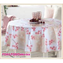 Fashionable PVC Table Cloth Factory Wholesale